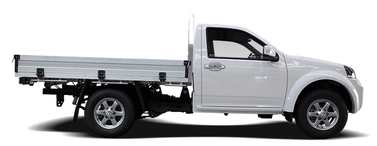 Steed-Single-Cab-Side-on