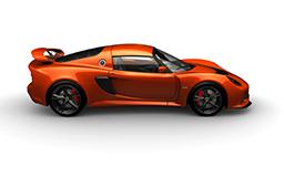 Lotus Exige 400