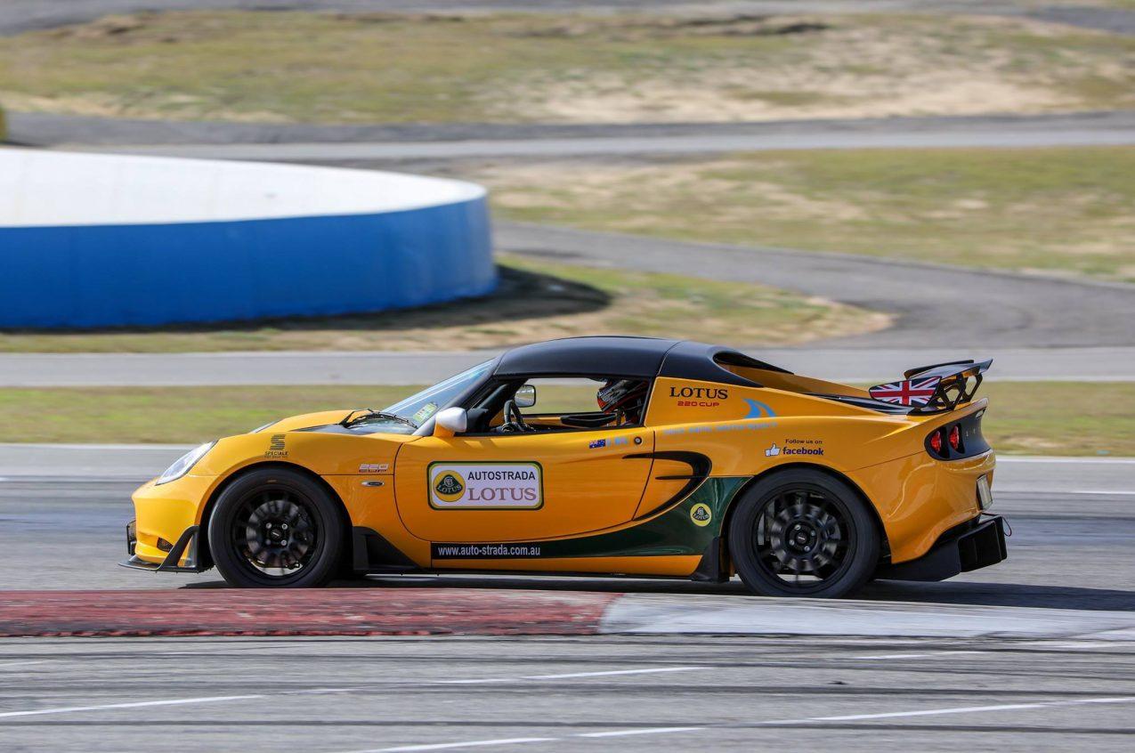 Autostrada Lotus Track Day
