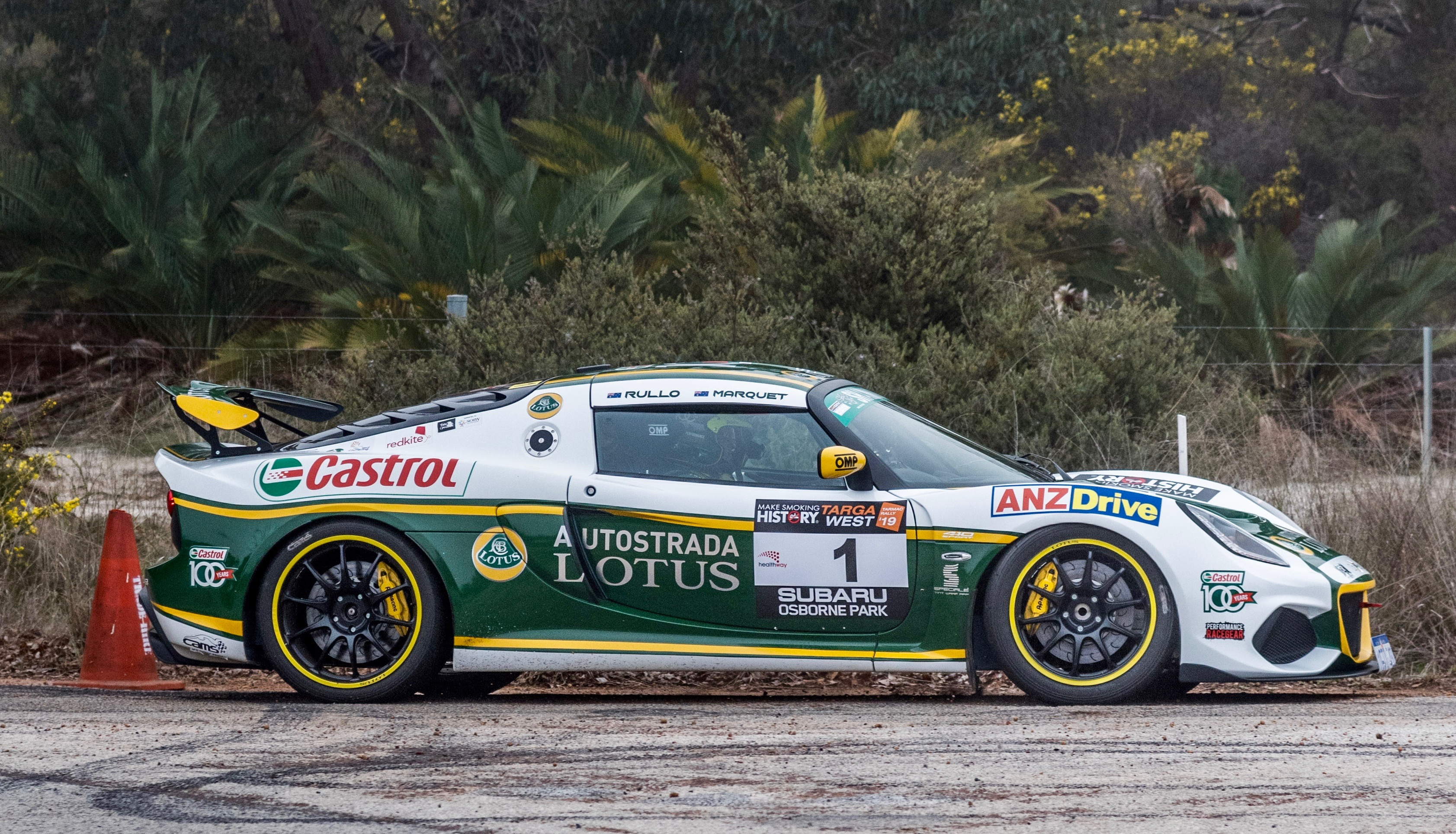 Autostrada Lotus Cars Racing Perth